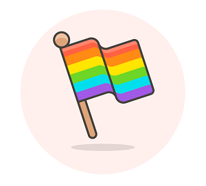 Tootoot LGBT Flag