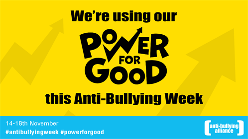 Anti Bullying Week 2016 Awareness