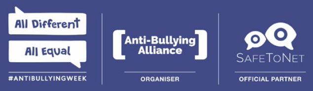 Anti Bullying Week 2017 Banner