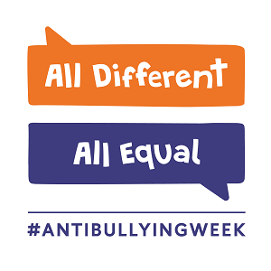 Anti Bullying Week 2017 Logo