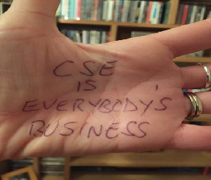 Stop CSE Helping Hand
