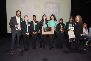 E-safety Childnet Film Winners
