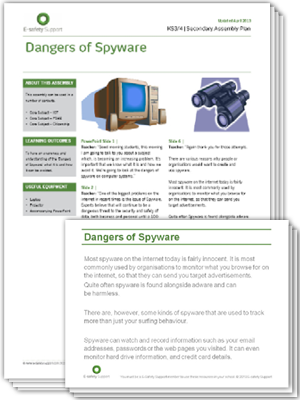 Ess assembly dangers of spyware