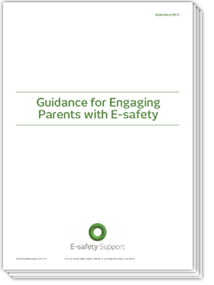 Ess guidance for engaging parents with esafety 2013