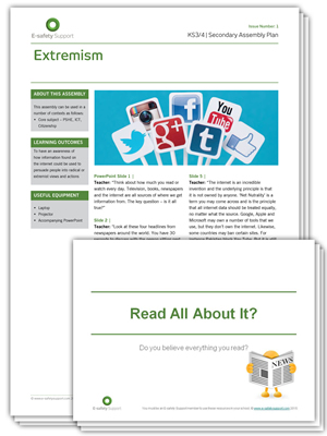 Ess ks3 4 assembly extremism thumb