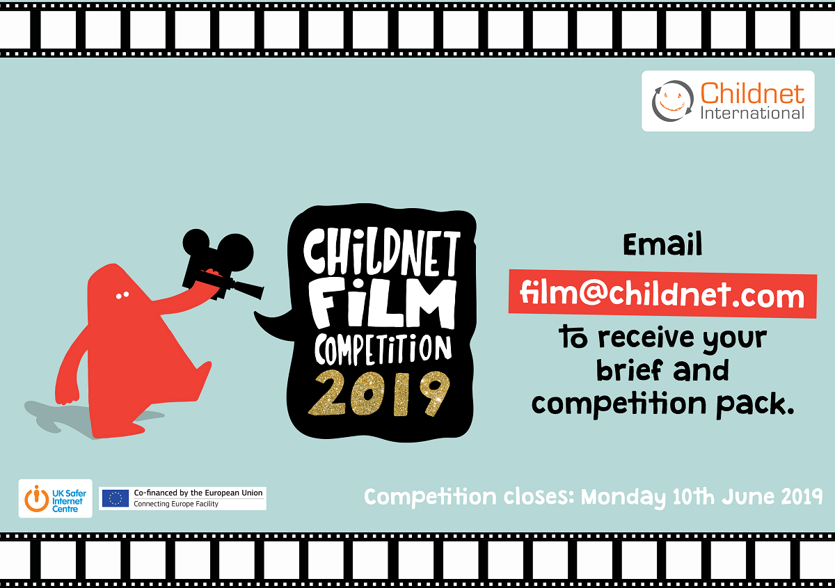 Childnet Film Comp 2019 Flyer