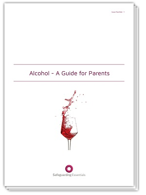Sge alcohol parent guide thumb
