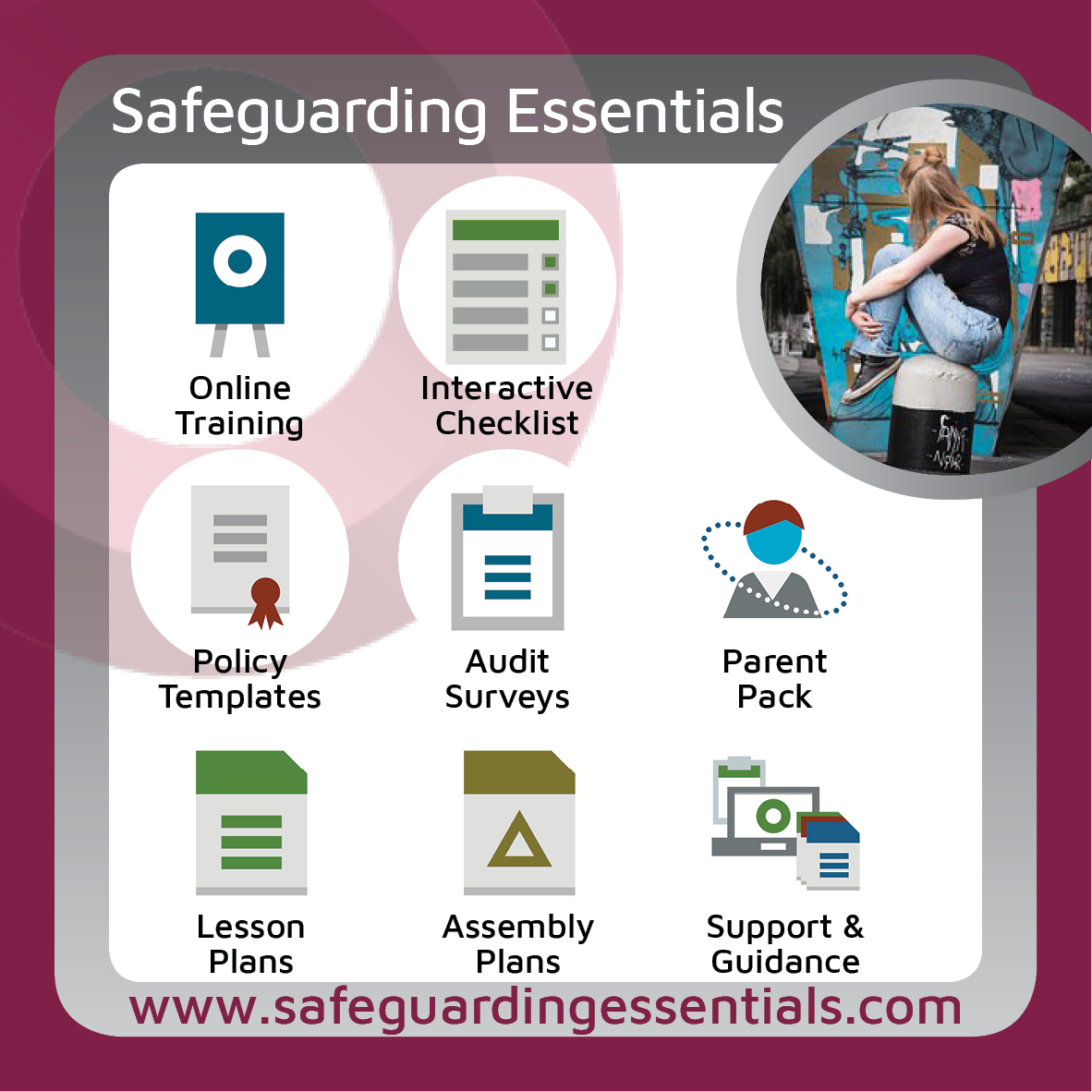 Safeguarding Essentials – Over 30% of school staff not