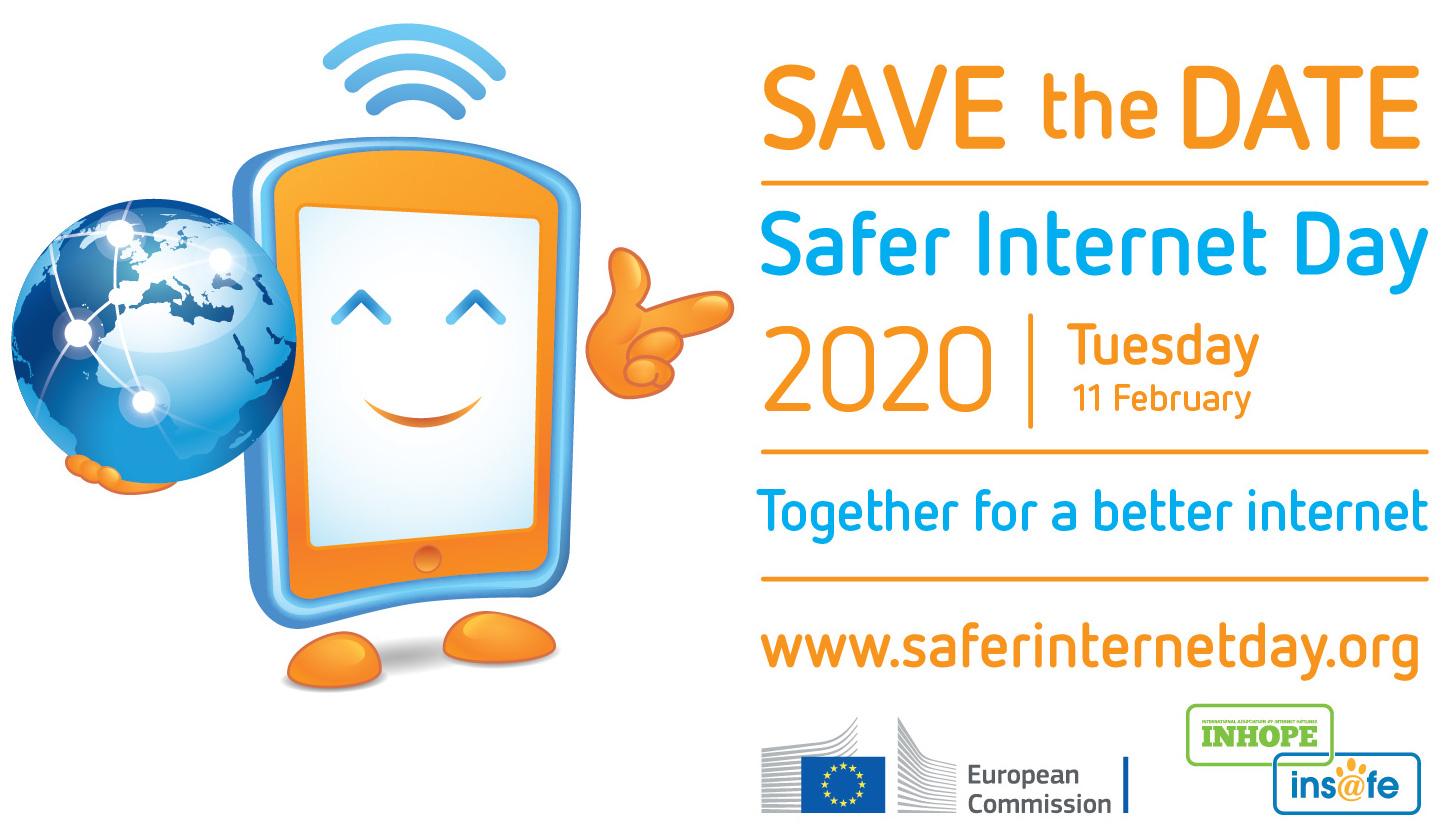 Image result for internet safety day 2020