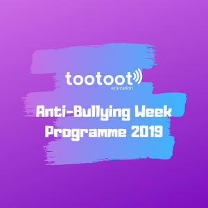 tootoot anti-bullying week