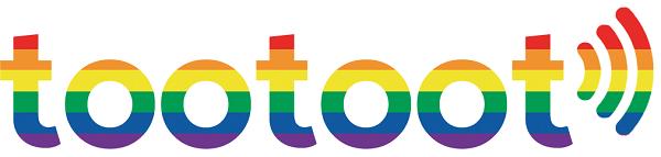 Tootoot LGBT Logo
