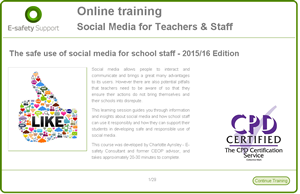 Trainingscreenshotsocialmedia