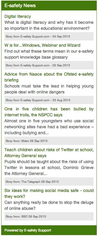 community manchester internet safety workshop story